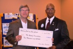 Oyster Point Donates to TRF