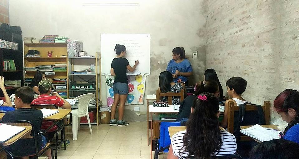 ZoeinClassroom