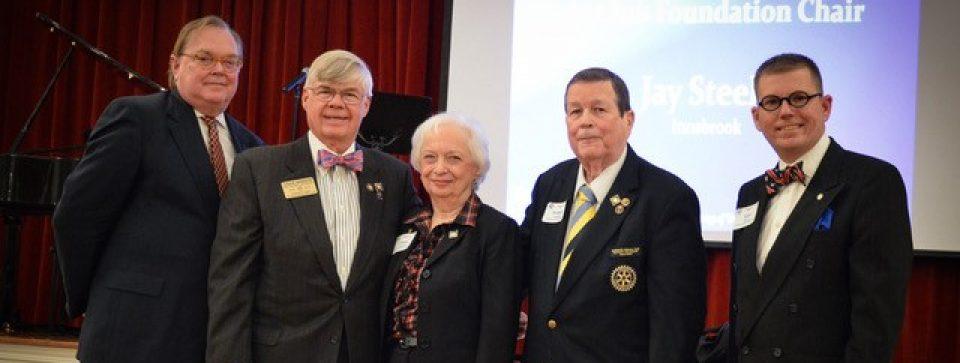 D7600 Rotary Foundation News